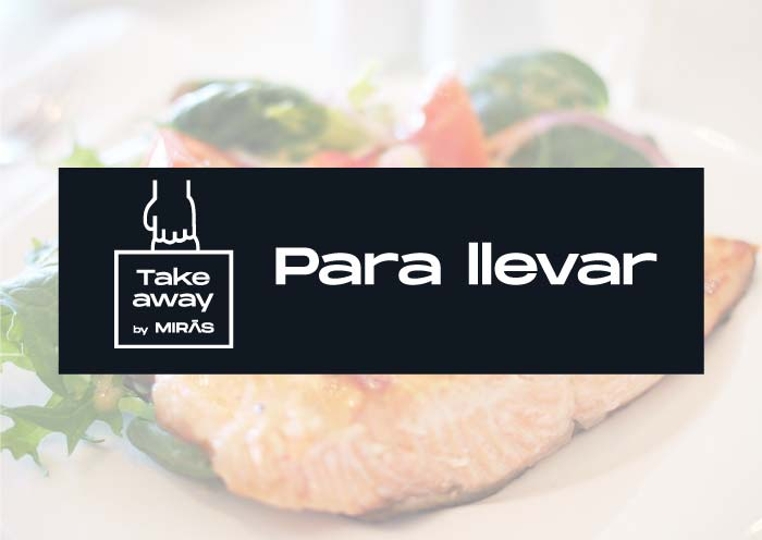 Take Away - para llevar